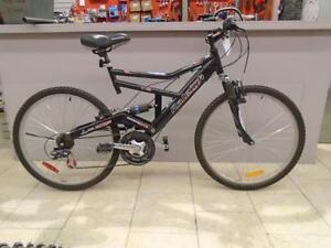 """Vélo de montagne Raleigh 20"""" - 0225-2"""