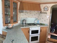 Static Caravan sited at Chesterfield Country Retreat Cockburnspath TD13 5YH