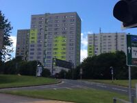 2 Bedroom flat with valuable parking permit, walking distance to city centre, £550 rent only
