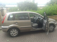 FORD FUSSION 1.6 FSH