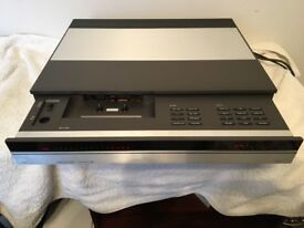 bang olufsen 5500 tape player and recorder