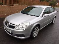 VAUXHALL VECTRA 1.8 VVT EXCLUSIVE ** 08 PLATE ** ONLY 49,000 MILES FROM NEW ** B