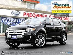 2013 Ford Edge >>SEL, heated seats, pano roof<<