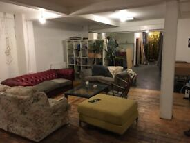 Looking for new roomies- 2 Rooms available in happy established warehouse