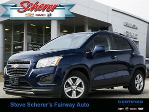 2015 Chevrolet Trax LT 1OWNER