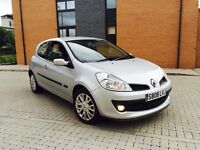 RENAULT CLIO 1.2 16V DYNAMIQUE NEW SHAPE LOW MILEAGE MOT 1 YEAR AND FULL SERVICE HISTORY