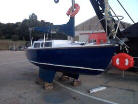 Harley 20 sailing yacht