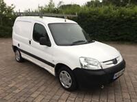 2005 Peugeot Partner 1.9 D 600L VAN, NEW 12 MONTHS MOT, NO VAT (Citroen Berlingo)