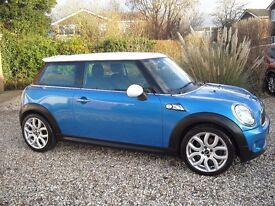 mini cooper s great example of this much loved car