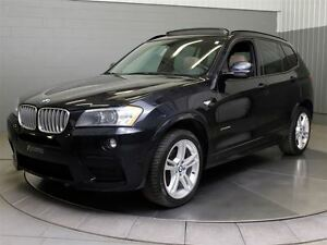 2014 BMW X3 XDRIVE M SPORT MAGS TOIT OUVRANT CUIR
