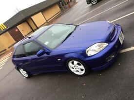 1999 T Honda Civic Vti ek4 facelift
