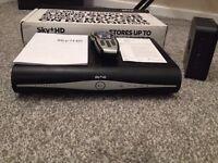 Sky Plus + HD Box, 500GB, Wireless, DRX890W - Boxed With Remote