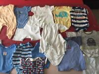 Baby clothes bundle 50p each