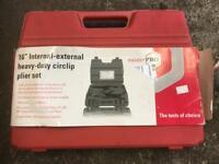 """16"""" internal external heavy duty circlip"""