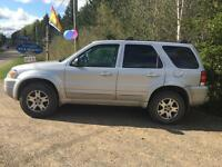 2005 Ford Escape Limited Excellent condition