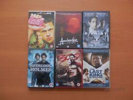 40+ DVD bundle - Job Lot - Various Genres (see various photos & list below)