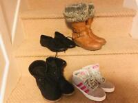 Shoes size 32-33