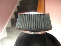 K&N 57i air filter induction kit