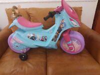 Disney Frozen Motorised Ride on Bike