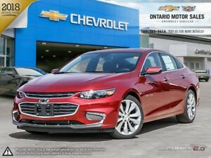 2018 Chevrolet Malibu Premier PREMIER SPORT PACKAGE / INTELLI...