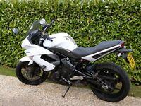 Kawasaki ER6F 2010