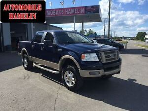 2007 Ford F-150 Lariat CREW CUIR  MAGS