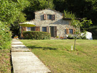 Italy Holiday lettings, Beautiful Detached Villa, Tuscany from £395 to 550pw April-Sept'
