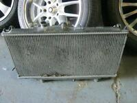radiator for honda prelude 96 to 2001...on sale