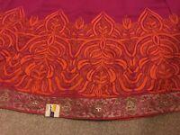 Loose Asian fabric
