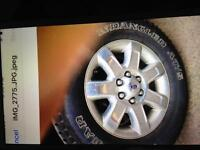 """""""18 rim for a Ford F-150 2013"""