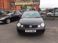Volkswagen Polo 1.4 Twist 3dr ONE FORMER KEEPER,2 KEYS,