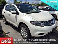 2013 Nissan Murano SL AWD | Leather, Glass Roof