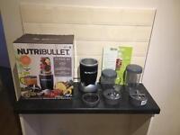 NutriBullet 600 series extractor - Black