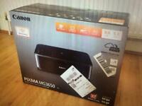 Canon MG3650 printer - never used