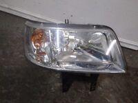 Vw T5 03-10 front right headlight