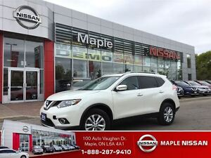 2016 Nissan Rogue SV AWD-1.9% FINANCING AVAIL! Roof,Alloys,Camer