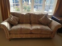 Superb Condition Parker Knoll 'Burghley' Settee for sale.
