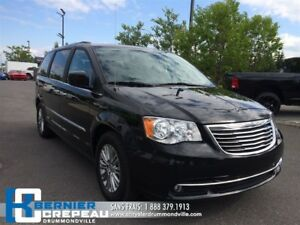 2016 Chrysler Town & Country Touring-L **DVD + TOIT + CAMERA + W