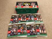 Italian Score 1992 Football Cards - Rare