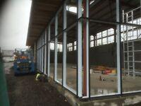 Aluminium window and door fitters