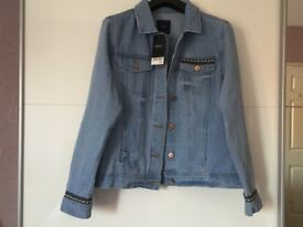 Next denim jacket