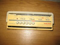 Morphy Richards Radio/ Cassette