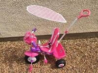 Minnie Mouse Toddler Push n Ride Trike