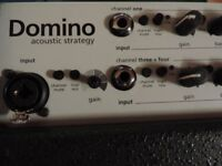 AER Domino 2 Acoustic Amplifier