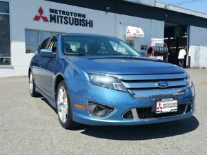 2010 Ford Fusion Sport AWD 3.5L V6; Local & No accidents!