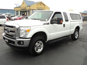 2016 Ford F-250 XLT SuperCab 4X4 6.2L 6ft Box