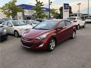 2012 Hyundai Elantra GLS TOIT GARRANTIE MOTEUR JUSQU`EN 2022 OU