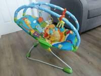 Tiny Love Gymini baby bouncy chair
