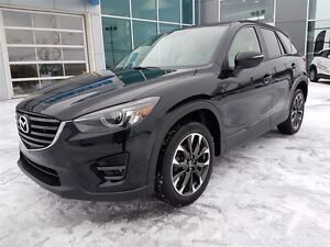 2016 Mazda CX-5 GT AWD GPS-CUIR-BOSE-TOIT+++ROUES HIVER INCLUS!!