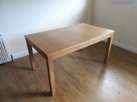 DELIVERY AVAILABLE! Large extendable ikea dining table